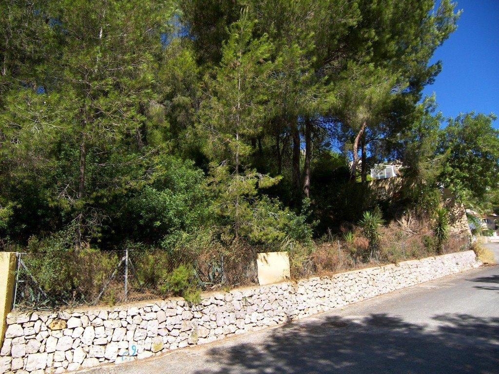 Grundstück zum Verkauf in Montemar , Benissa