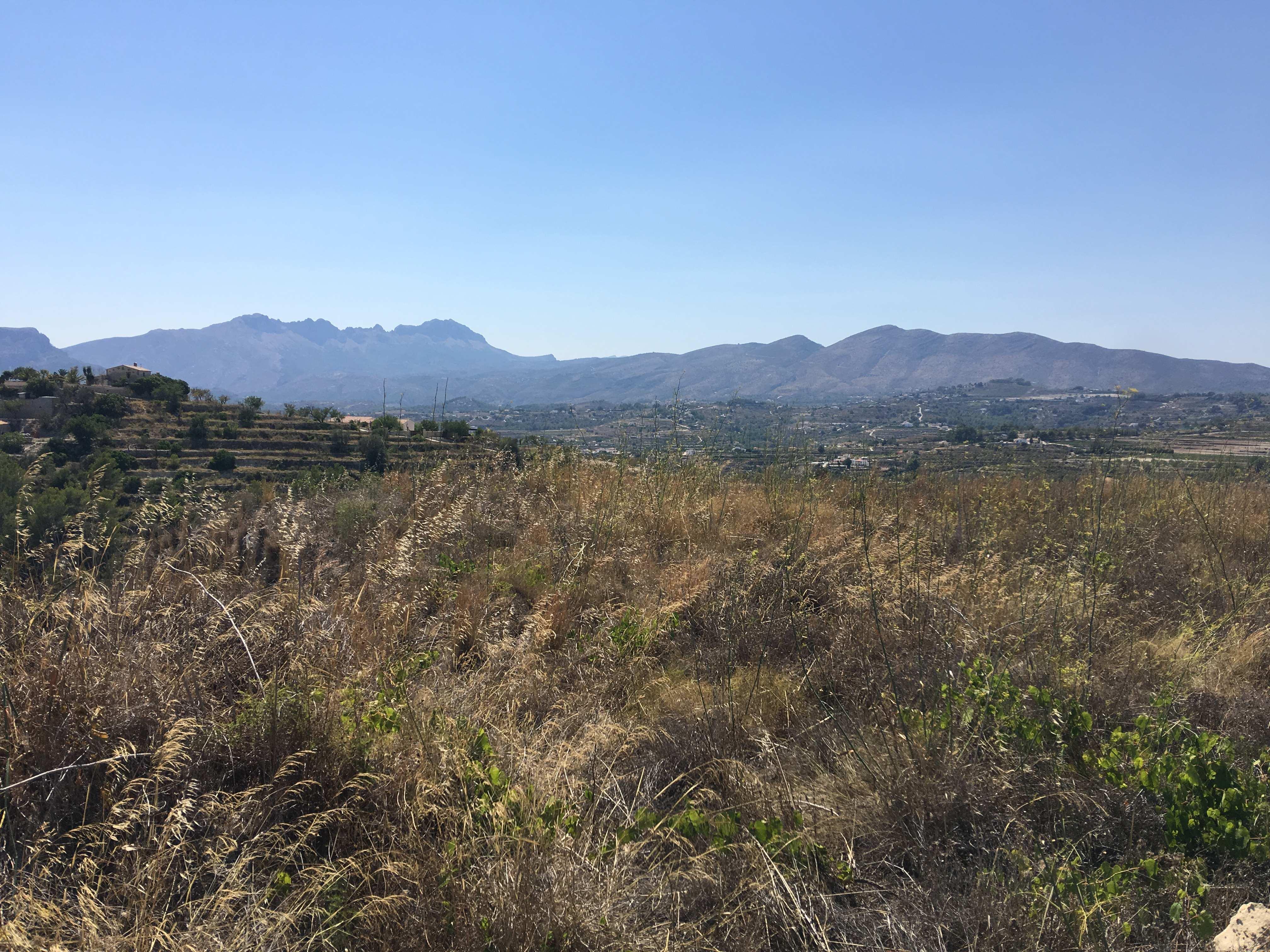 Rustikales Grundstück zu verkaufen in Benissa