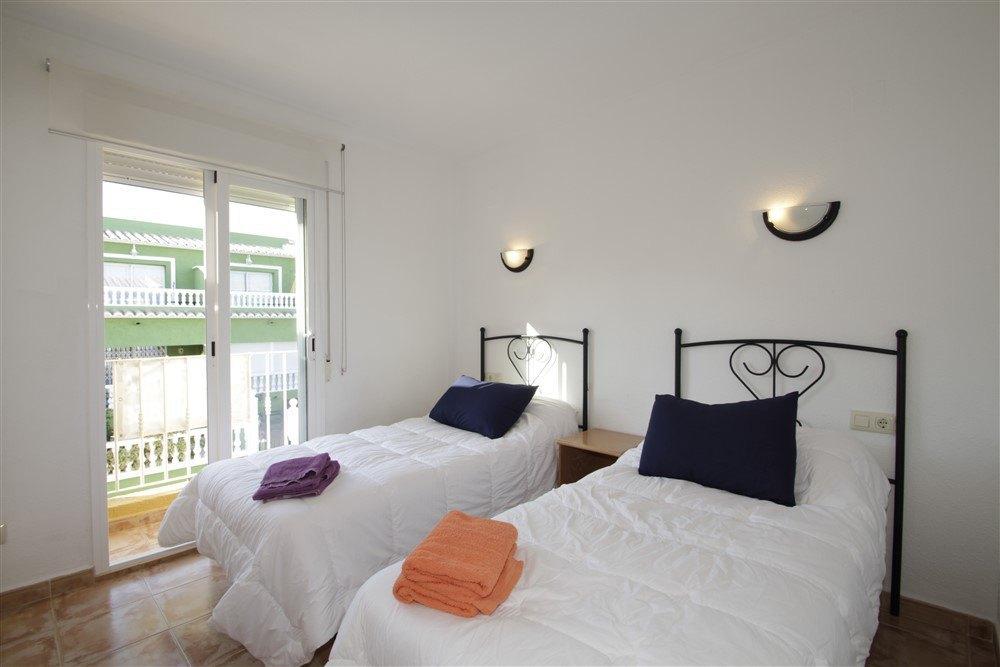 Apartment mit Meerblick in Benitachell, La Cumbre del Sol