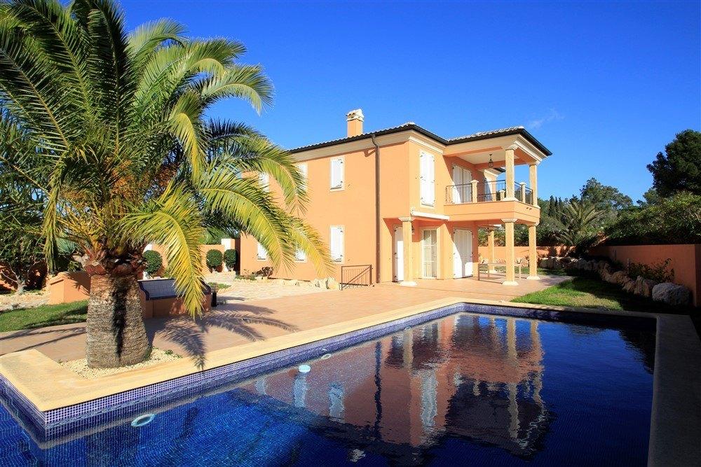 Exklusive Villa in Moraira, Coma de los Frailes.