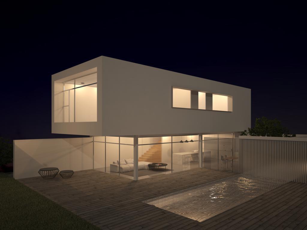 Modernen Stil gebaut zum Verkauf in Moraira