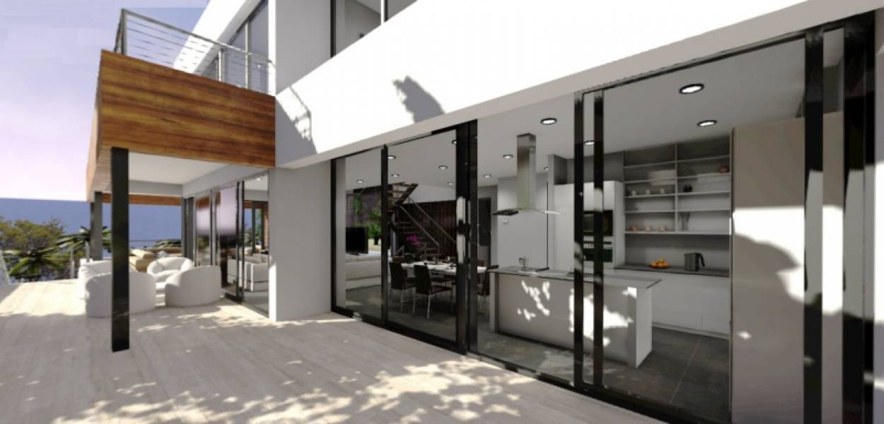 Luxus-Villa zu verkaufen