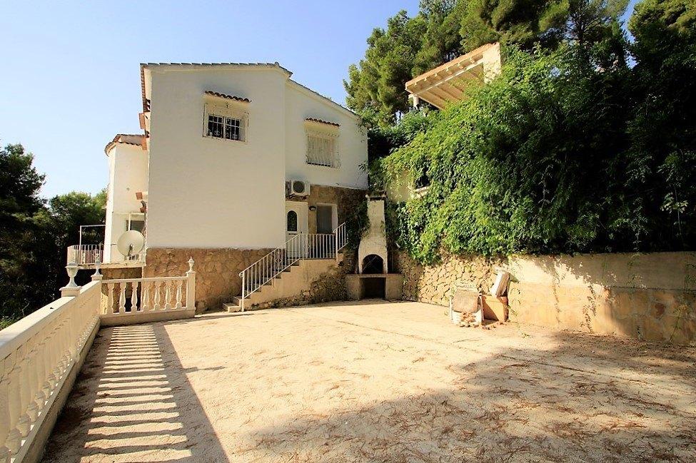 Villa zum Verkauf in Benissa Küste.