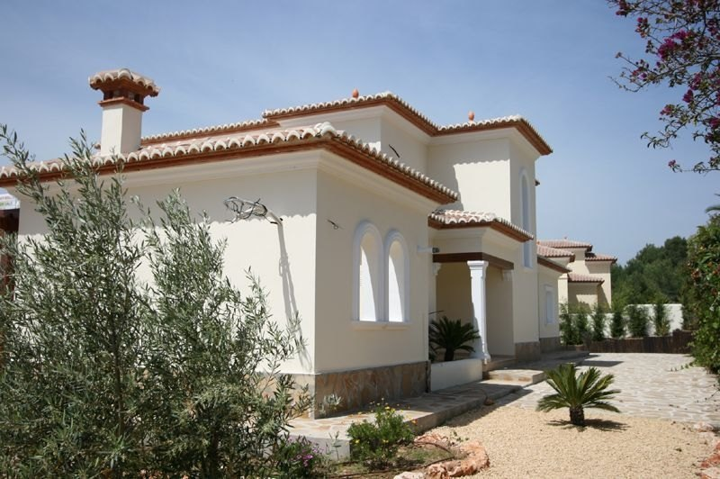 Exclusive Villa zu verkaufen in Javea