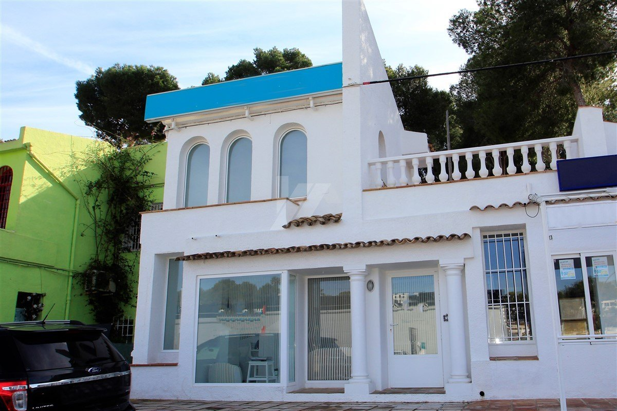 Gewerbeimmobilien zu verkaufen in Moraira, Costa Blanca