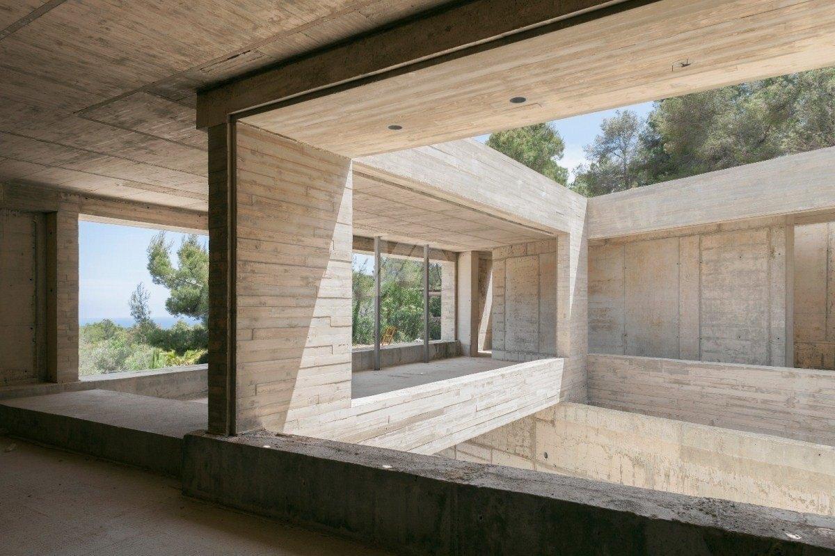 Neubau Villa zum Verkauf in Benissa, Costa Blanca.