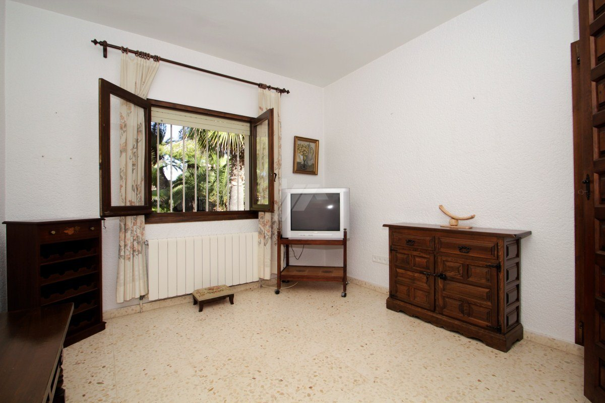 Villa zu verkaufen in Moraira, Costa Blanca.