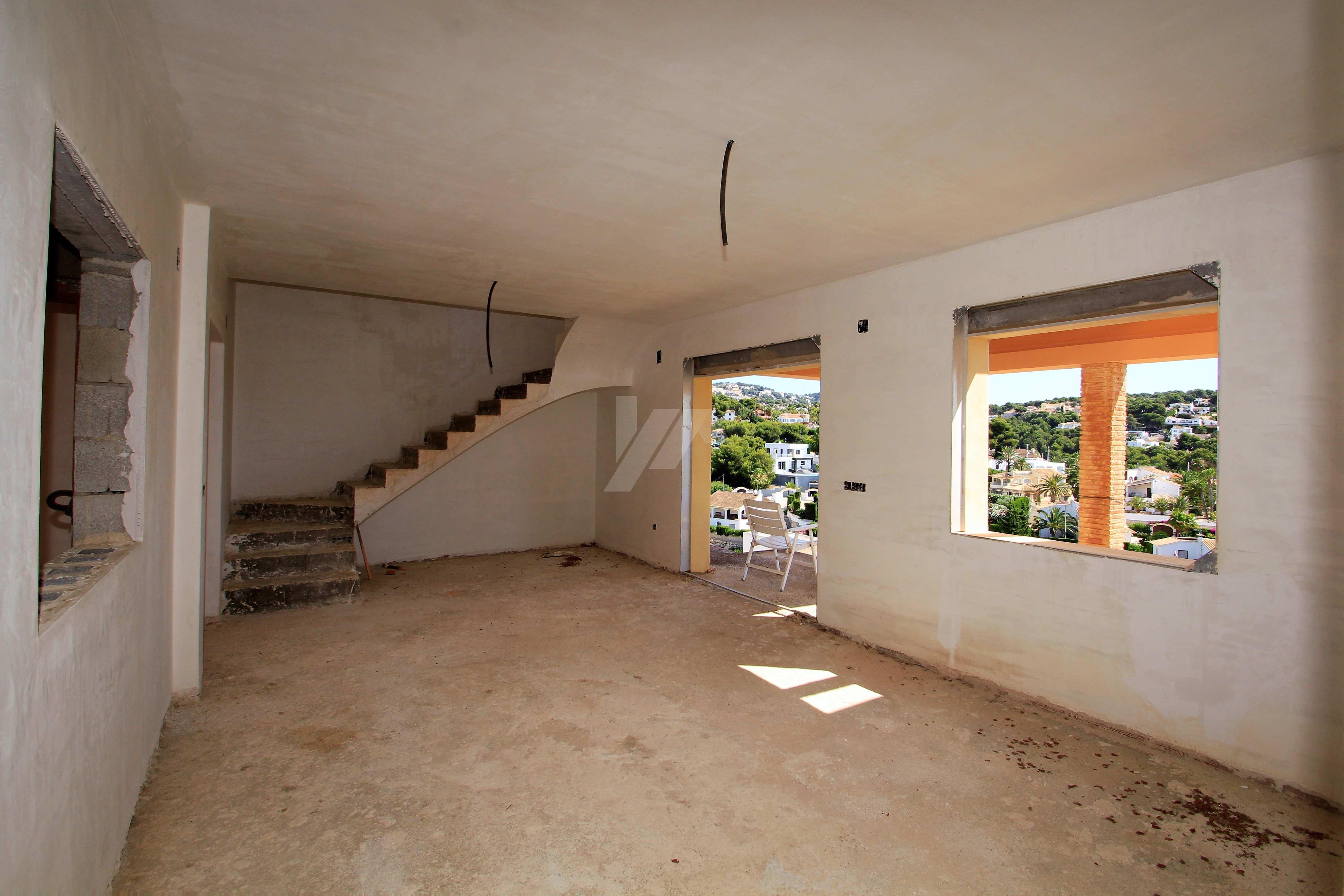 Neue Villa zum Verkauf in Benissa Costa