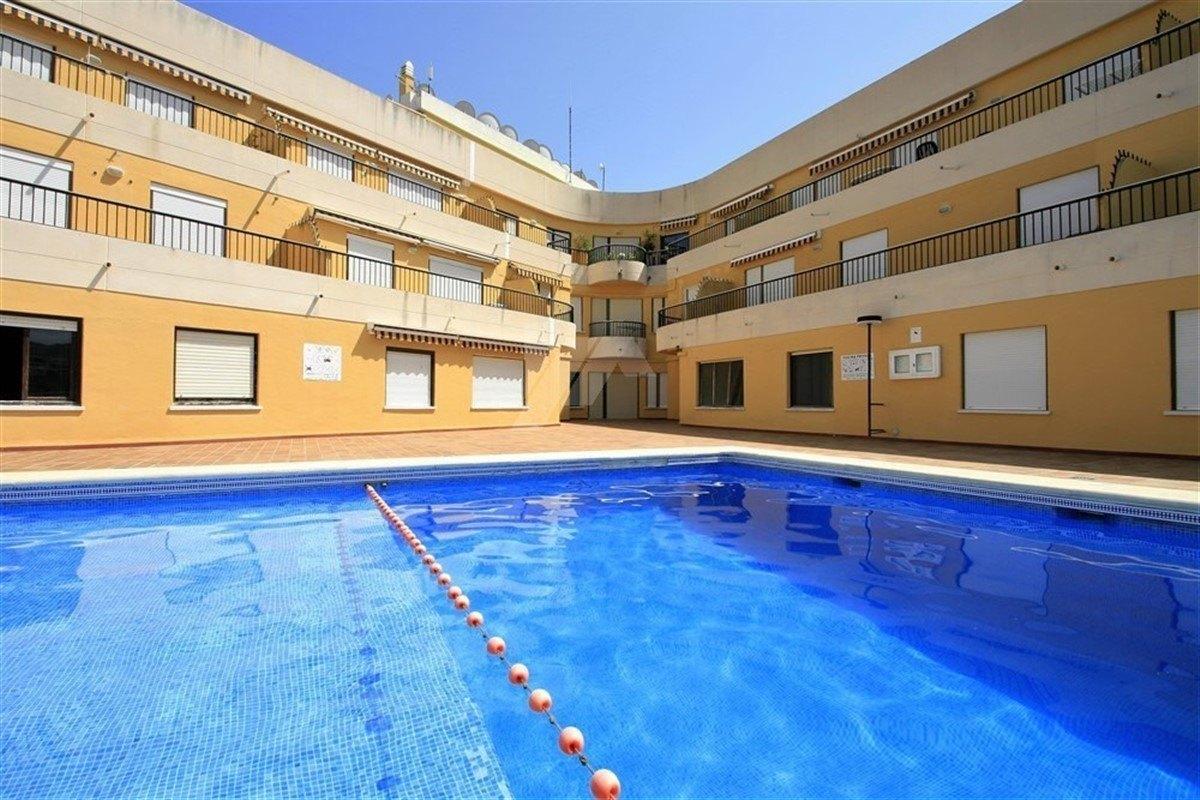 Wohnung zum verkauf in Moraira, Costa Blanca.