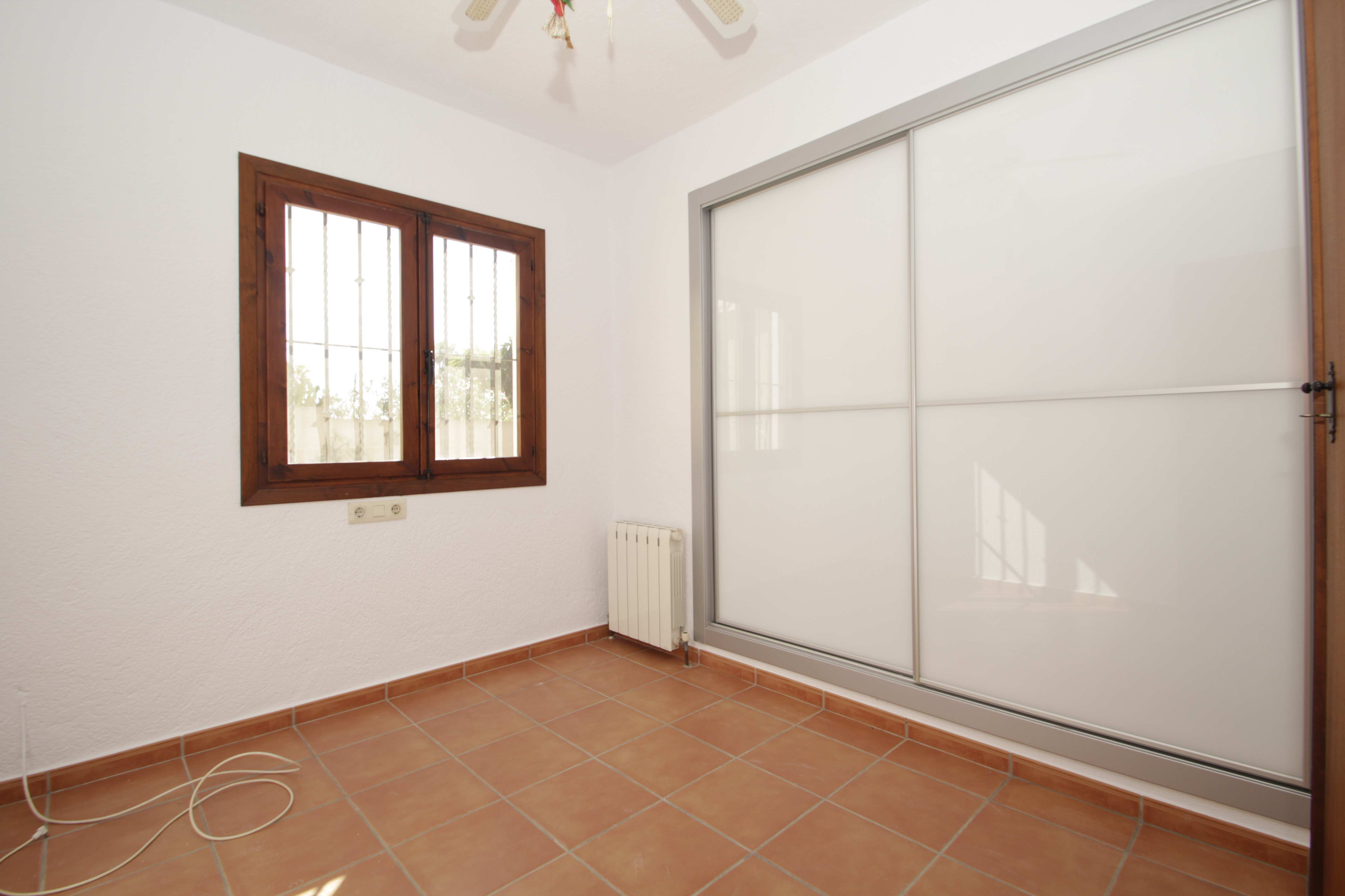 Eine Ebene Villa zum Verkauf in Moraira, Costa Blanca.