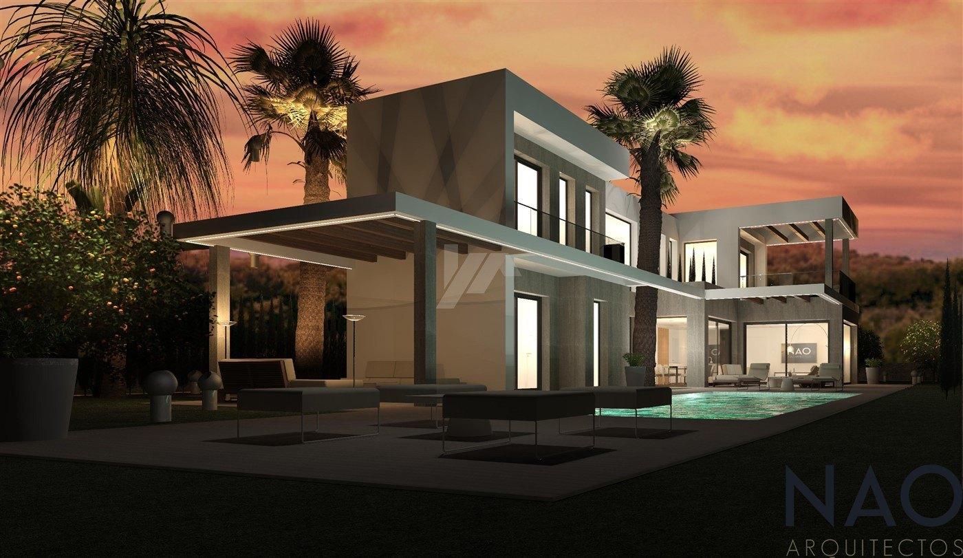 Neubau Villa zum Verkauf in Javea, Costa Blanca.