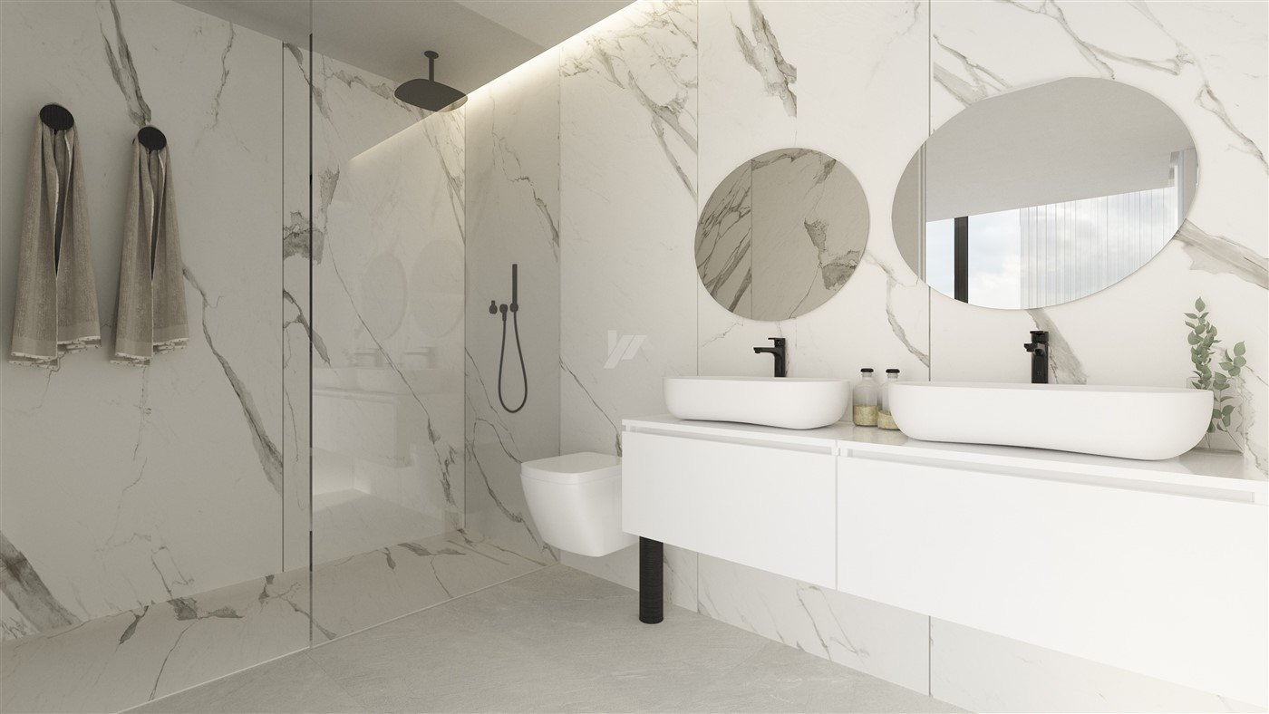 Luxus-Neubau-Villa zum Verkauf in Moraira, Costa Blanca.