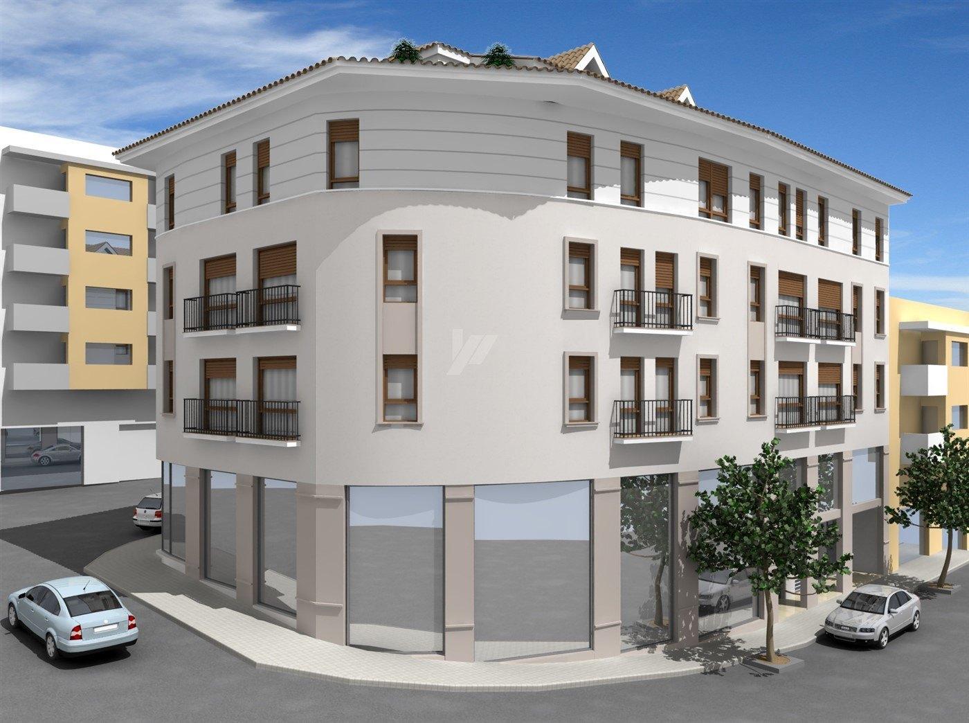 Neubauwohnung zum Verkauf in Moraira, Costa Blanca.