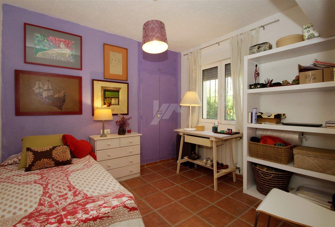 Unverfälschte Villa zu verkaufenin Moraira, Costa Blanca